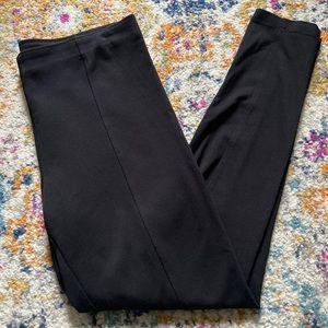 H&M Basic black ponte pant legging